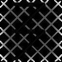Three Number Index Icon