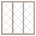 Three Column Layout Icon