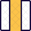 Three Column Vertical Icon
