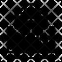 Three Dimensional Graphic Computer Icon