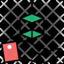 Three Dimensional Services Icon