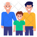 Family Avatars Persons Icon