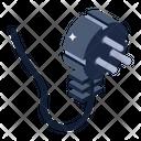 Plug Power Plug Power Supply Icon