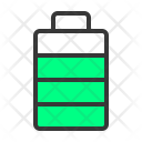 Three quarters battery Icon