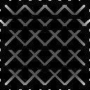 Three rows Icon