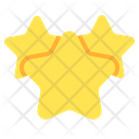 Three Star Icon