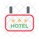 Hotel Threestar Ranking Icon
