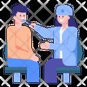 Throat Checkup Icon
