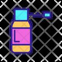 Dosage Human Medical Icon