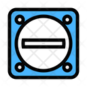 Ithrottle Plate Icon