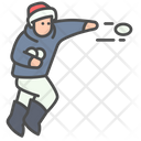 Throw Snowball Icon