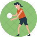 Throwball Icon