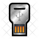 Thumb Drive External Drive Icon