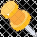 Board Pin Pin Thumb Pin Icon