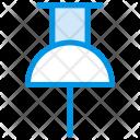 Thumb Pin Icon