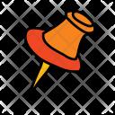 Pin Thumb Icon