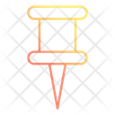 Thumb-pin Icon