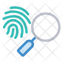 Thumb Scanner Icon