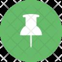 Thumbpin Pin Thumb Icon