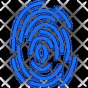 Thumbprint Thumb Finger Icon