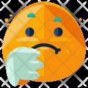 Thumbs Down Emoji Icon