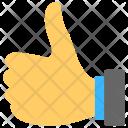 Positive Interaction Customer Icon