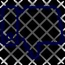 Thumbsdown Icon