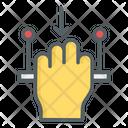 Tack Push Thumbtacks Icon