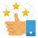 Thump Up Rate Icon