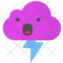 Cloud Rain Rain Rainy Icon