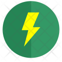 Shock Electric Electricity Icon
