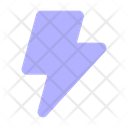 Thunder Flash Light Icon