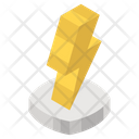 Thunderstorm Thunder Flashlight Icon
