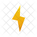 Thunder Weather Sky Icon