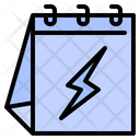 Thunder Rumble Nature Icon