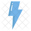 Artboard Thunder Flash Icon