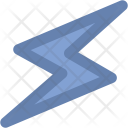 Thunder Bolt Lightning Icon
