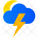Weather Cloud Forecast Icon
