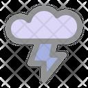Thunder Rain Thunder Rain Icon
