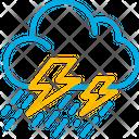 Thunder Storm Icon