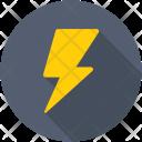 Thunderbolt Bolt Lightning Icon