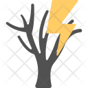 Thunderstorm Severe Weather Icon