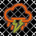 Autumn Gale Hurricane Icon