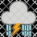 Cloud Light Forecast Icon