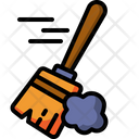 Broom House Cleaning Miscellaneous Icon