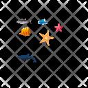 Thunnus Fish Sea Icon