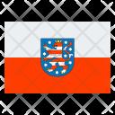 Thuringia Icon