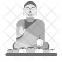 Tian Tan Buddha Budha Budhism Icon