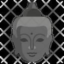 Tian Tan Buddha Lantau Island Landmark Icon