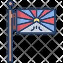 Tibetan Flag Tibet Tibetan Icon